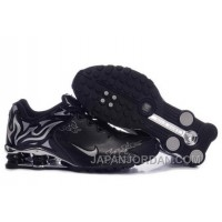 Women's Nike Shox Torch Shoes Black/Silver/Brilliant Silver New Release