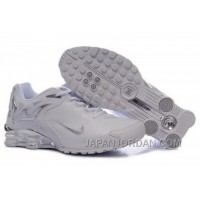 Women's Nike Shox Torch Shoes White/Brilliant Silver For Sale