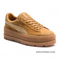 THE CLEATED CREEPER BROWN New Style