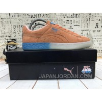 Puma X Pink Dolphin Suede Capsule Collection Women Men