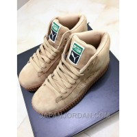 Puma X Rihanna WMNS Creeper Wheat Gum