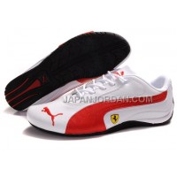 オンライン Womens Puma Ferrari 910 White Red