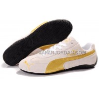 オンライン Womens Puma Fur 889 Beige Gold