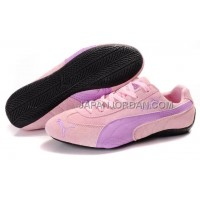Womens Puma Fur 889 Pink Purple 送料無料