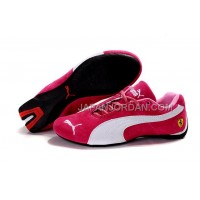 Womens Puma Fur I Red White 送料無料