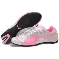 Womens Puma Future Cat Carve Pink White 送料無料
