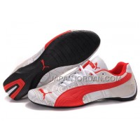 格安特別 Womens Puma Future Cat Carve White Red