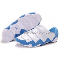 格安特別 Womens Puma Mummy Low White Blue