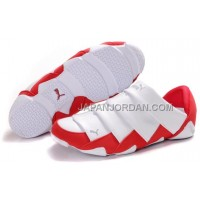 格安特別 Womens Puma Mummy Low White Red
