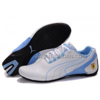 格安特別 Womens Puma Repli Cat III Beige Blue