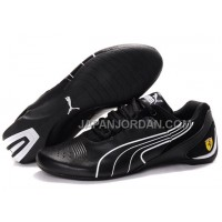 格安特別 Womens Puma Repli Cat III Black White