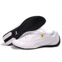 Womens Puma Wheelspin White 割引販売