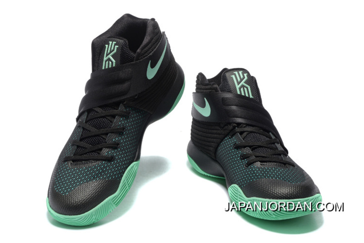 "huge selection of 1e9d0 d6731 Latest Girls Nike Kyrie 2 ""Green Glow"""