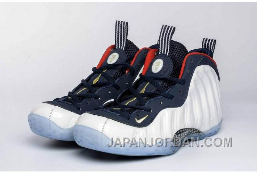 "2018 Nike Air Foamposite One PRM ""Olympic"" For Sale"