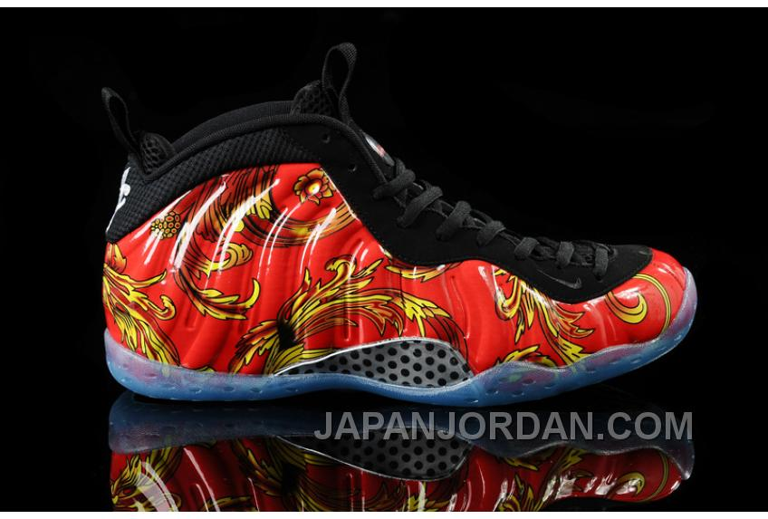 """b464e09a5a4 Supreme X Nike Air Foamposite One """"Red"""" For Sale Online"""