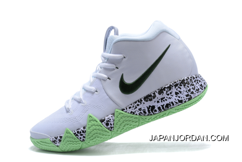 dcb6321efda1 Nike Kyrie 4 White Glow In The Dark Copuon