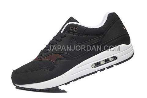 Nike Air Max 1 87 Mens Black Brown 送料無料