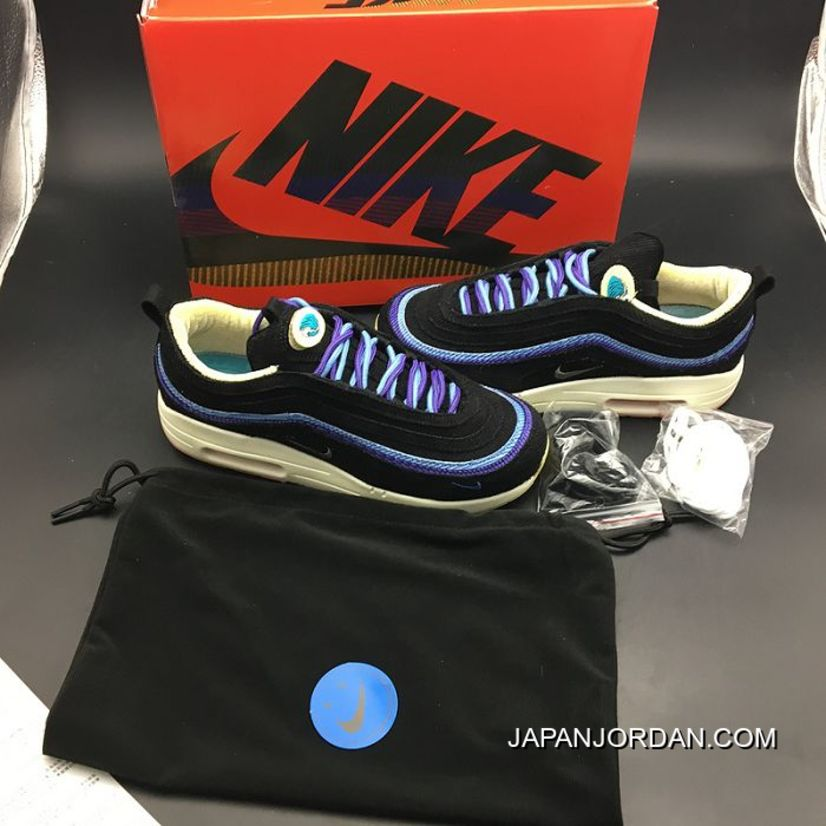 3465a0559a Women Sean Wotherspoon Nike Air Max 97 Hybrid SKU:42891-262 Online ...
